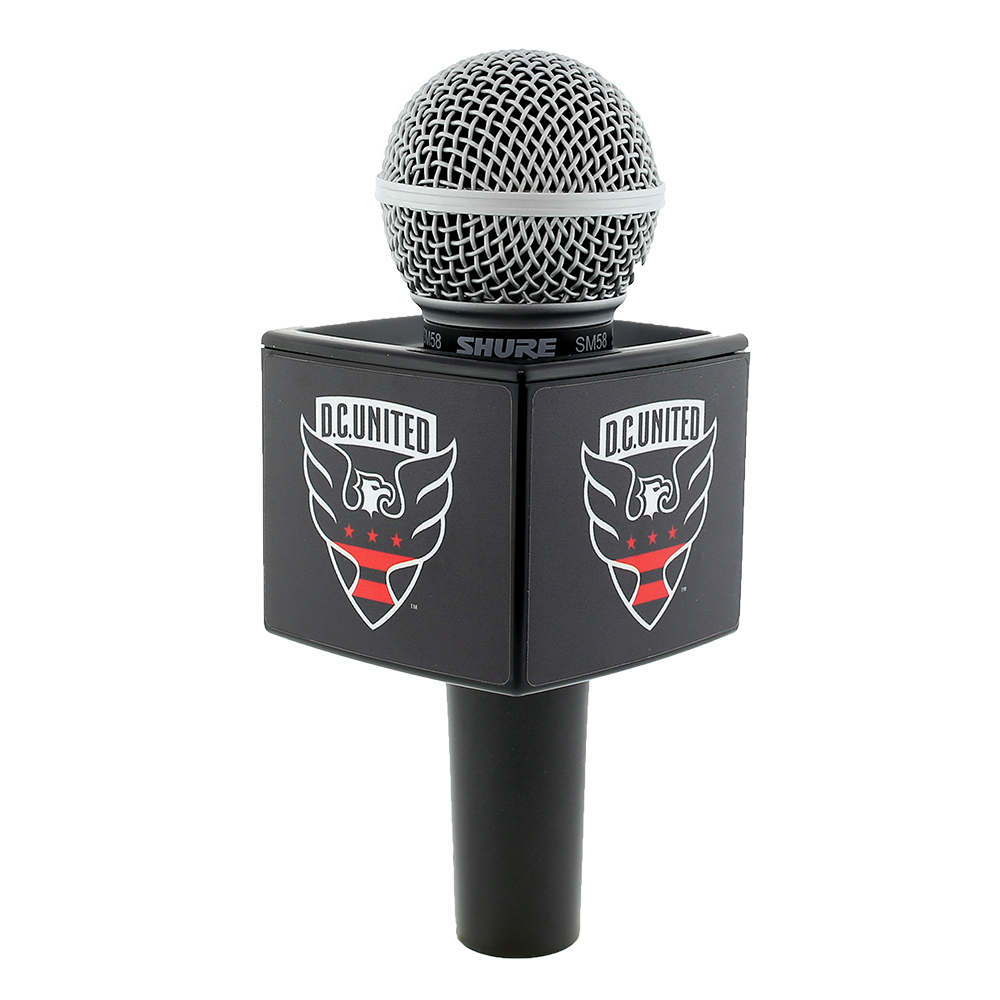 4 Sided Mic Flags from On Air Mic Flags