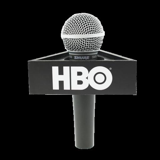 HBO Triangle Mic Flag