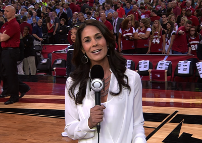 Tracy Wolfson for CBS