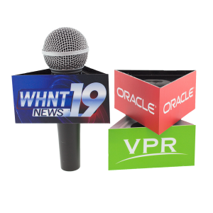 WHNT ORACLE VPR TRIANGLE MIC FLAGS