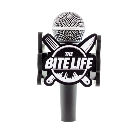 BITE LIFE CUSTOM MIC FLAG