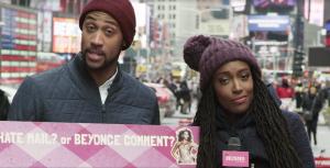MTV Decoded Mic Flag
