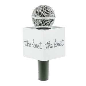 THE KNOT SQUARE MIC FLAG