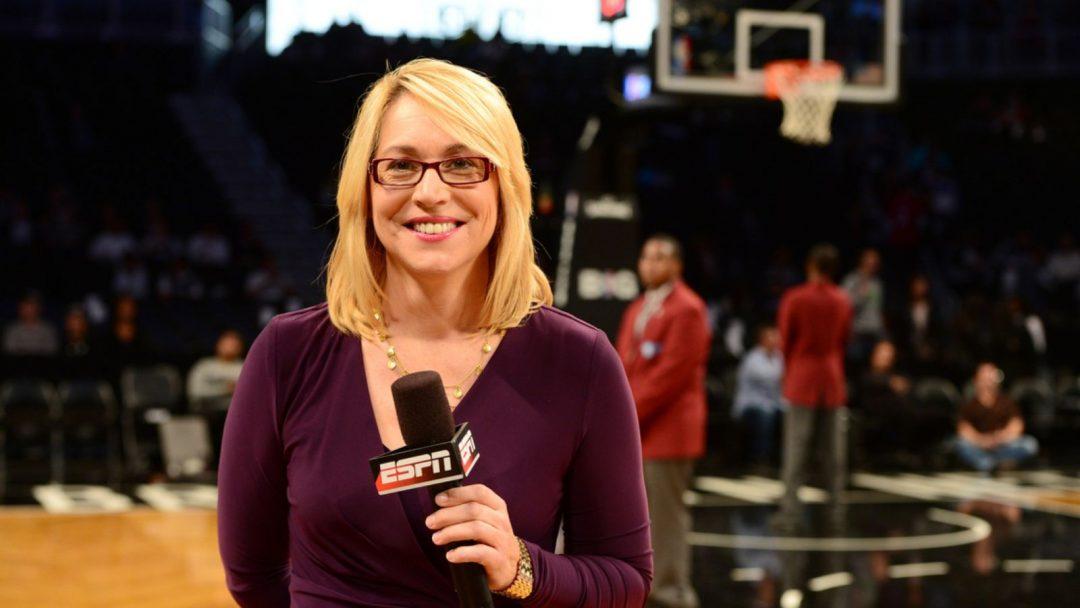 ESPN Reporter Mic Flag