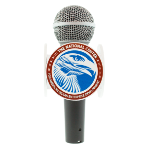NATIONAL CENTER CONVENTION MIC FLAG